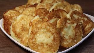 Больше не жарю сырники и обычные оладьи! Вот он рецепт идеального завтрака!