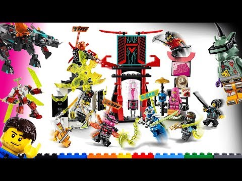 2020: The wild Year of LEGO Ninjago?! New sets & thoughts
