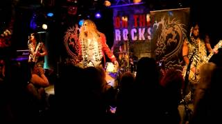 Fatal Smile - Nailed To The Wall @ On The Rocks, Hellsinki 27.07.2013