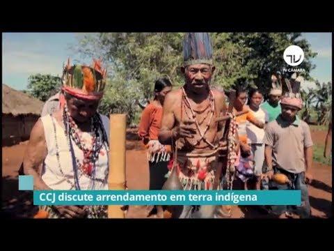 Arrendamento de terras indígenas gera polêmica na CCJ - 23/08/19