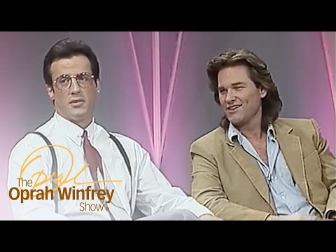 The time sylvester stallone taught kurt russell to play polo   the oprah winfrey show   own