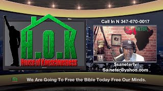 Phil Valentine & Sa Neter: The BIBLE Was Never Meant To Be Taken Literally: PEOPLE!!!