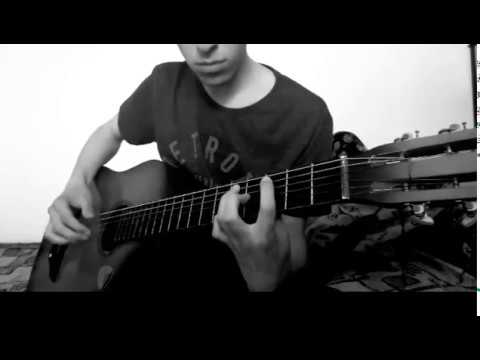 PHARAOH. ЛАЛЛИПАП на гитаре. Guitar cover.