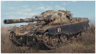 T95/FV4201 Chieftain • NEW TANK FOR UNICUM PLAYERS • WoT Gameplay