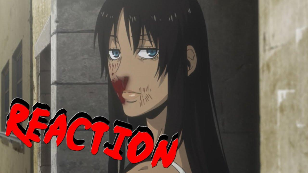 Gangsta / REACTION