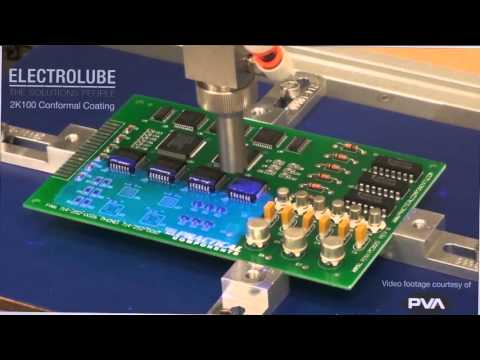 Electrolube's Two-Part Conformal Coating -  2K100