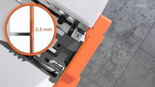 TIP-ON BLUMOTION DO LEGRABOX Blum
