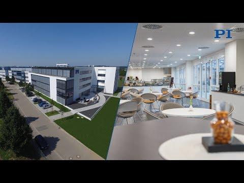 Das neue PI Technologiezentrum