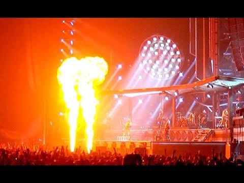 Rammstein - Du Hast - Live Paris La Défense Arena 2019