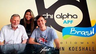 Faça Evangelismo Universitário – Conheça  O Chi Alpha