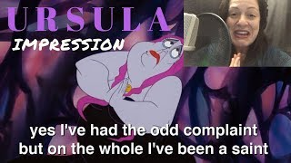 URSULA'S POOR UNFORTUNATE SOULS!!!
