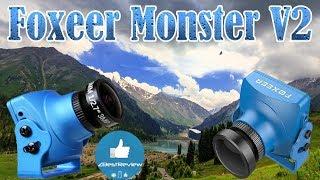 ✔ Курсовая Камера Foxeer Monster V2 16:9 1200 TVL. Surveilzone.com