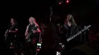 Hammerfall-Live Full Concert @ Whisky A Go Go, June 14,2018