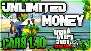 GTA 5 SOLO MONEY GLITCH *NO MOC*  -  NO CEO - AUGUST 21st 1.41  DIRTY DUPES AND CLEAN PLATES 1.40