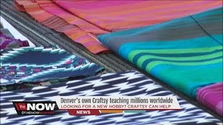 The Now Denver: Looking for a new hobby? Craftsy can help!