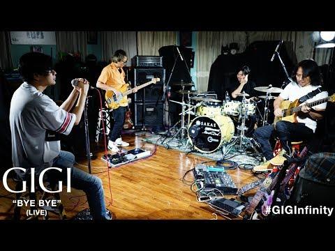 GIGI - Bye Bye (LIVE) #GIGInfinity