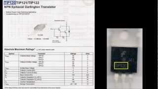 Transistor's Datasheet Tutorial