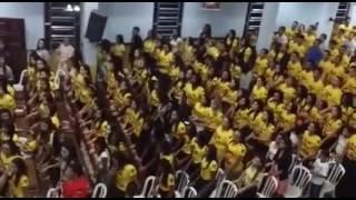 Umademp Regional 5 - 2016 - Maratana hora vem Senhor Jesus