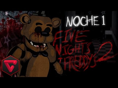 Gameplay de Five Nights at Freddys 2