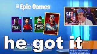 I Gifted SEASON 9 BATTLEPASS To POPULAR Fortnite Streamers