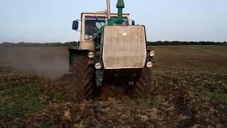 Выход на работу после ремонт переднего редуктора трактор Т-150К /Moldova