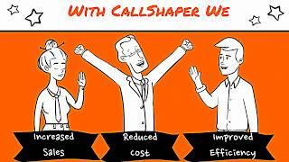 CallShaper video