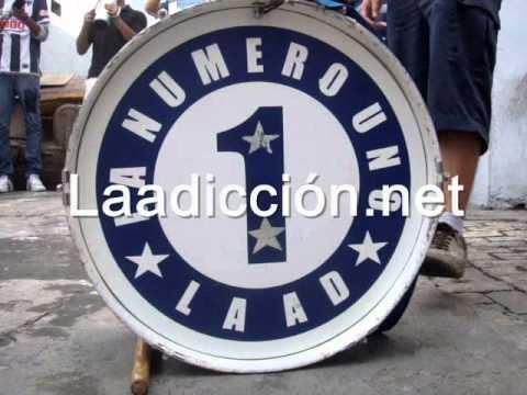 """""""Adoro"""" Barra: La Adicción • Club: Monterrey"""