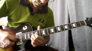 Judas Priest - White Heat, Red Hot (Guitar Cover)