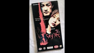 Opening to Say Yes (2001 Korean film) 2003 VCD