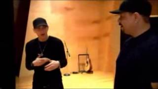 Eminem Art of rap intervew Freestyle ft Ice-T and Royce Da 5'9 (lyrics at Description) Explicite