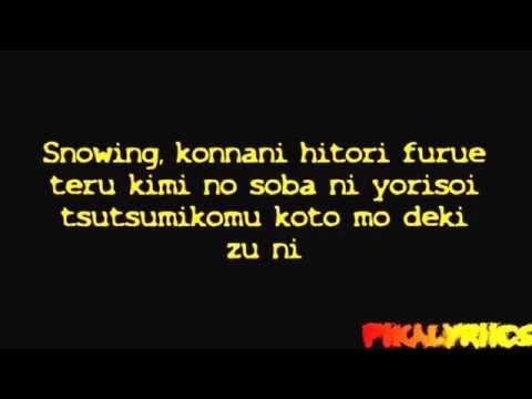 Japanese Songs With English Lyrics - Snow Fairy- Fairy ... - photo#41