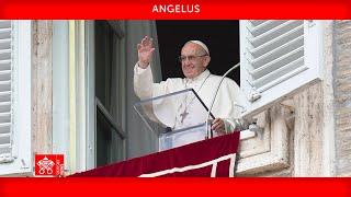 Angelus 30. Mai 2021 Papst Franziskus