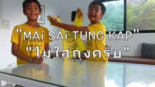 Trash Hero Kids Say No To Plastic Bags