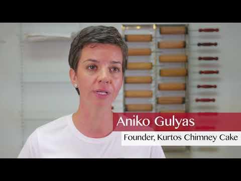 Kurtos Chimney Cakes