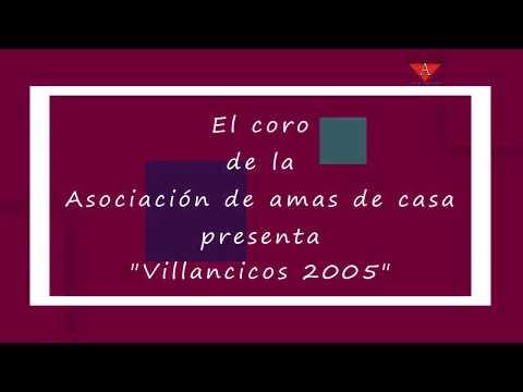2007 Coro de la asociación de amas de casa - Villancicos