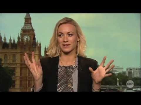 Yvonne Strahovski Interview On The Project - 24: Live Another Day Mp3