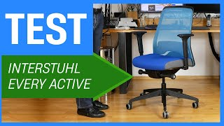 Der INTERSTUHL Every Active im Test - Bürostuhl fürs Home-Office mit 3D-Mechanik