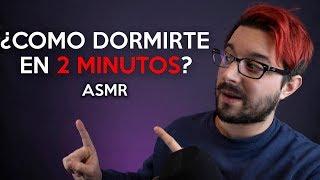 Guía Para DORMIRTE EN 2 MINUTOS | ASMR Español | Sleepy Tingles