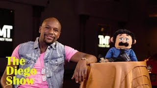 Best Floyd Mayweather Interview   The Diego Show