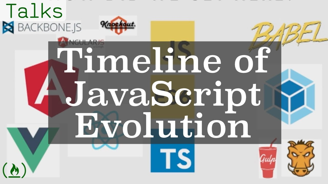 The Timeline of JavaScript's Evolution
