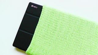 Tablet case knitting tutorial - © Woolpedia