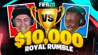 SIMON VS TOBI - SIDEMEN FIFA 20 $10,000 ROYAL RUMBLE
