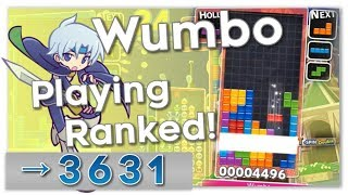 wumbo puyo puyo tetris 4 wide - TH-Clip
