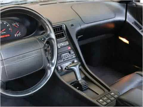 Video of 1993 Porsche 928 - $61,500.00 - IWT5