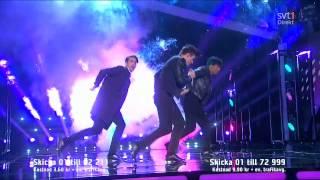 Anton Ewald - Begging @ Melodifestivalen 2013, Eurovision