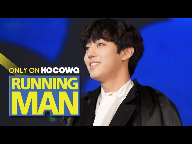 Ahn Hyo Seop is Sweating a Lot! He Must Be Nervous..😂 [Running Man Ep 424]