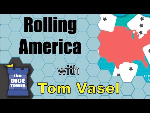 Dice Tower Reviews: Rolling America