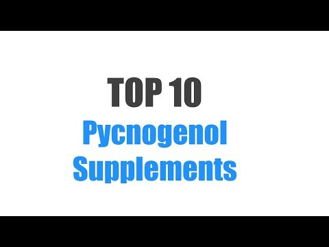Best Pycnogenol Supplements - Top 10 Ranked