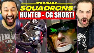 "STAR WARS: SQUADRONS – ""Hunted"" CG Short (Cinematic Trailer) 