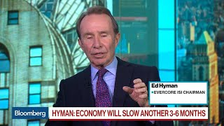 U.S. Expansion to Last for Years to Come, Evercore ISI Chairman Says